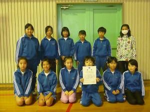 みんなにすすめたい一冊の本(50冊)県教育長賞の12名の児童